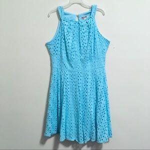 Sky Blue Easter Dress 16